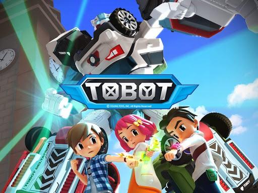 Tobot Athlon Season 1