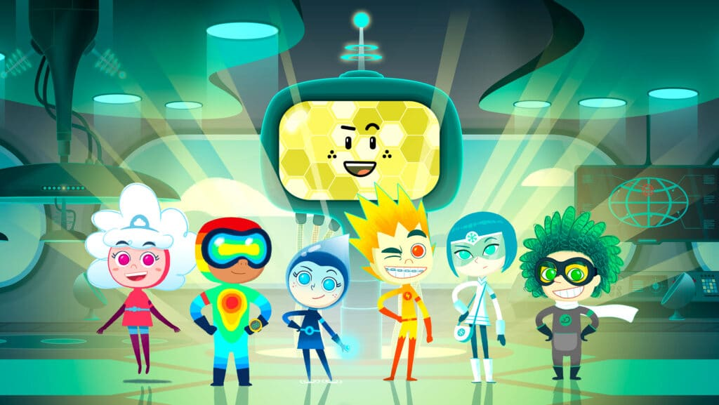 Meteo Heroes